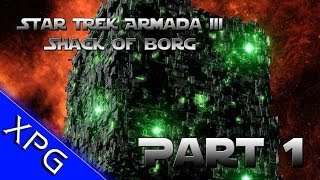 Star Trek Armada III - CaptainShack Plays as the Borg!
