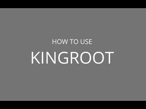 How to root any Android Device using KingRoot
