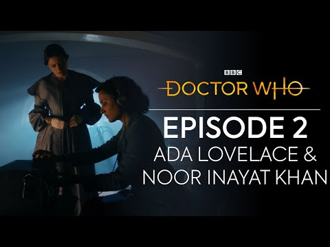 Meet Ada Lovelace and Noor Inayat Khan | Spyfall: Part Two | Doctor Who: Series 12