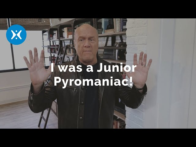 Pyromania, Temptation, and The Christian Life (With Greg Laurie)