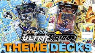 NEW Ultra Prism Pokemon TCG Theme Deck Review
