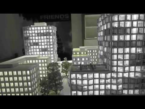 LBBW Bauwerk Capital Friends Hirschgarten werk5 modellbau berlin