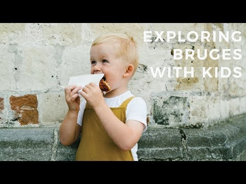 Bruges With Kids in Tow