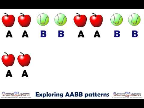 Continuing AABB patterns