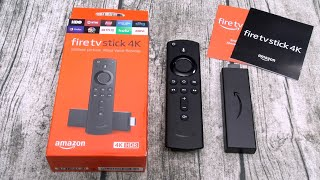 Amazon 4K Fire TV Stick