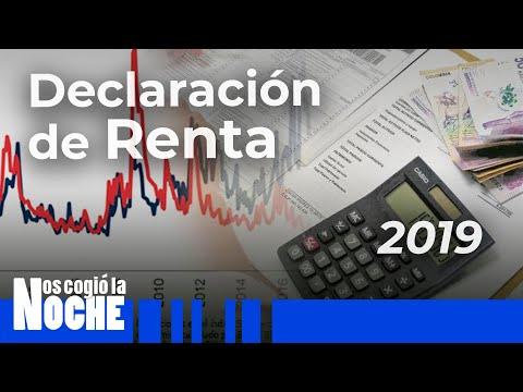 En Colombia en el 2019 Solo 3.570.000 Personas Presentaron Declaración de Renta - Nos Cogió La Noche