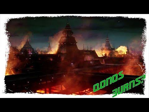 StarTrek Dominion War : Klingon Empire Destroyed?