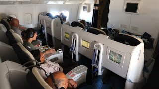 ?Air France Boeing 777 Business Class from Madagascar to Paris