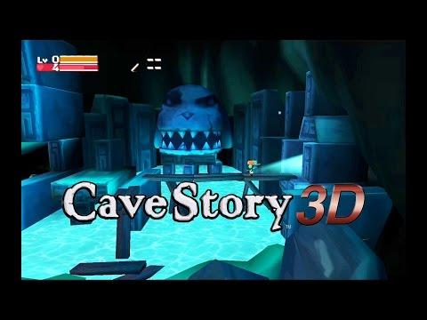 Citra Emulator (CPU JIT) - Cave Story 3D [1080p / 60 FPS] - Nintendo 3DS - 동영상