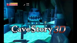 Citra Emulator (CPU JIT) | Cave Story 3D [1080p / 60 FPS] | Nintendo 3DS