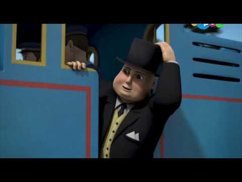 Томас и его друзья 17 сезон серия 03  Неуправляемый Уинстон