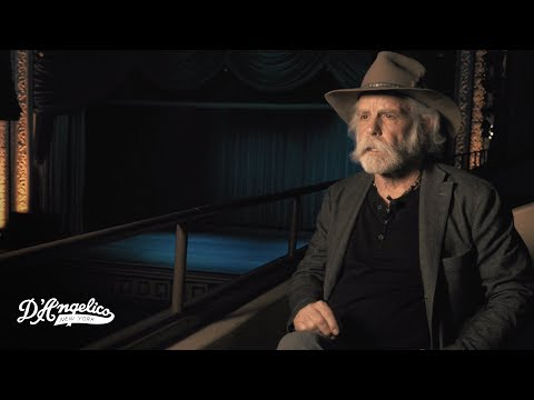 Bob Weir and The Design of His New Signature Model