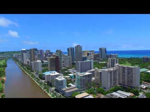 Honolulu Drone Footage (Another Day In Paradise)