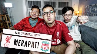 Fans Liverpool Sejati?? Merapat! #StandRed