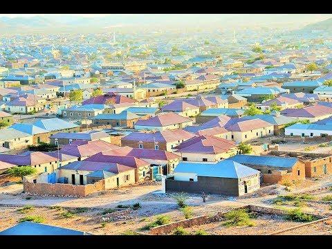 Horumarka Xukuumada Somaliland Ka Hirgalisay Magaalada Laascaanood - YouTube