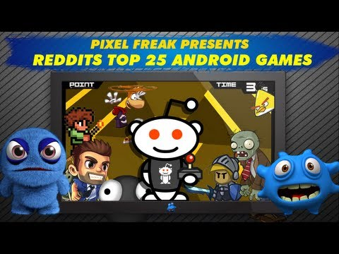 Top 25 Android Games Of All Time By Reddit