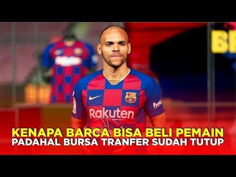 Alasan Barcelona Bisa Beli Pemain Di Luar Periode Bursa Transfer