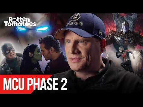 MCU Phase Two: Marvel Studios President Kevin Feige Describes the MCU's Evolution  Rotten Tomatoes