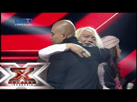 RESULT - Gala Show 05 - X Factor Indonesia 2015