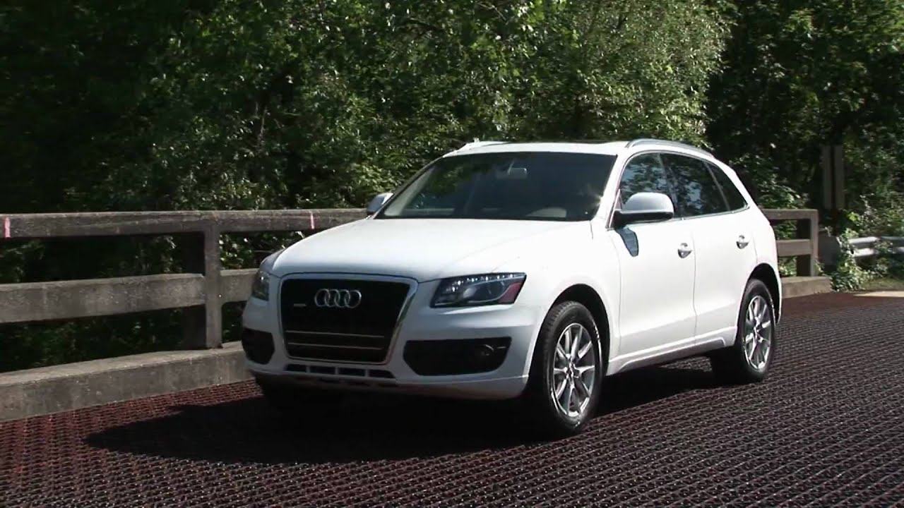 2009 audi q5 3 2 quattro tiptronic youtube. Black Bedroom Furniture Sets. Home Design Ideas