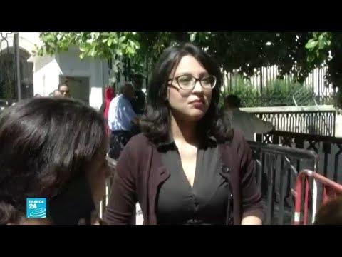 محاكمة مدونة تونسية نشرت نصا على وسائل التواصل الاجتماعي اعتبر -مسيئا للإسلام-  - 15:59-2020 / 7 / 2