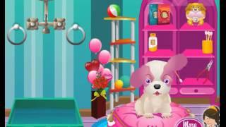 Игра винкс   веселые питомцы   мультик для детей