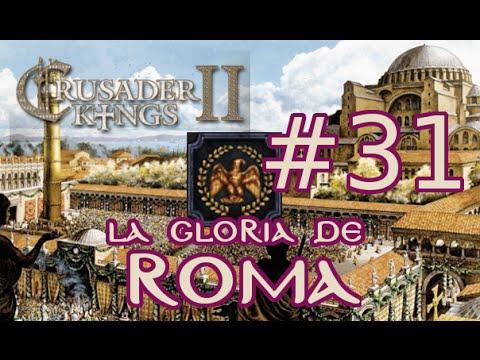 Las columnas de Hércules - Imperio Romano Crusader Kings II #31