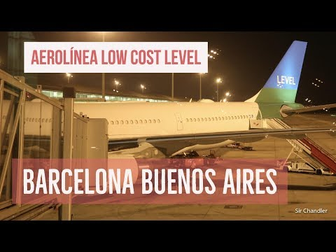 Low cost Level: Barcelona Buenos Aires
