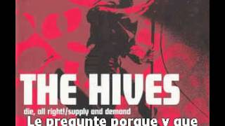 Supply and Demand - The Hives subtitulos español