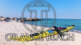 kayak camping w lightning storm orange beach al
