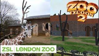 ZT2 - London Zoo Giraffe House Speed Build