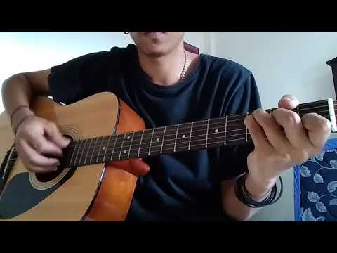 Fingerstyle Guitar Simple  (janji Suci By Yovie And Nuno) Cover By (D_Q) Mysterio