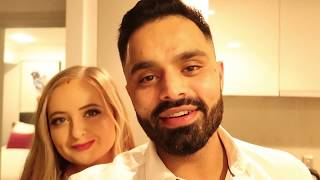 My Punjabi Husband Takes Me To Auckland's Sky Tower | Birthday Vlog | The Modern Singhs