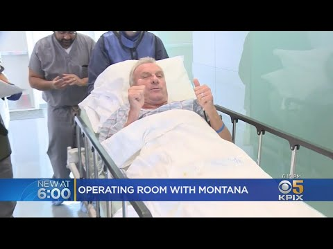 Christie James - Update: Joe Montana Surgery