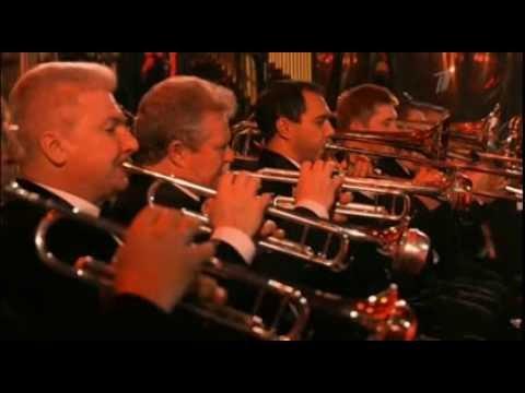 Концерт группы Би-2 Реки Любви и Симфонический Оркестр МВД России