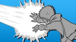 GOING SUPER SAIYAN - Whack Your Boss w/ Super Powers