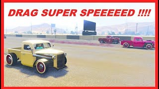 GTA 5 Online : How to WIN EVERY DRAG RACE !!! Our best RIDES, Drag Battle