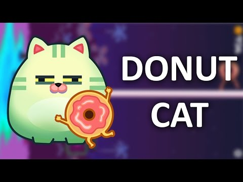 Donut Cat - Android igrica (Gameplay)