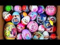 Unboxing New Kinder Joy Toys and LOL Surprise Paw Patrol My Little Pony Surprise Eggs for Boy & Girl