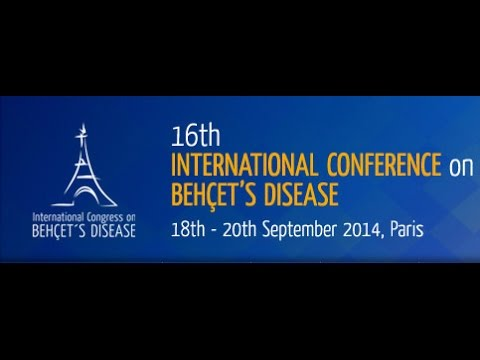 16th International Conference on Behçet's Disease. Paris 2014