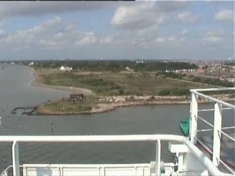 """Frachtschiffreise mit MS """"MSC SARAH""""  Teil 6 - Houston und New Orleans"""