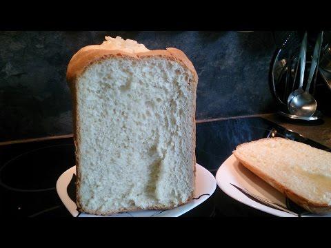 #Воздушный белый хлеб # Хлебопечка #REDMOND RMB-M1907-E  #Air White Bread