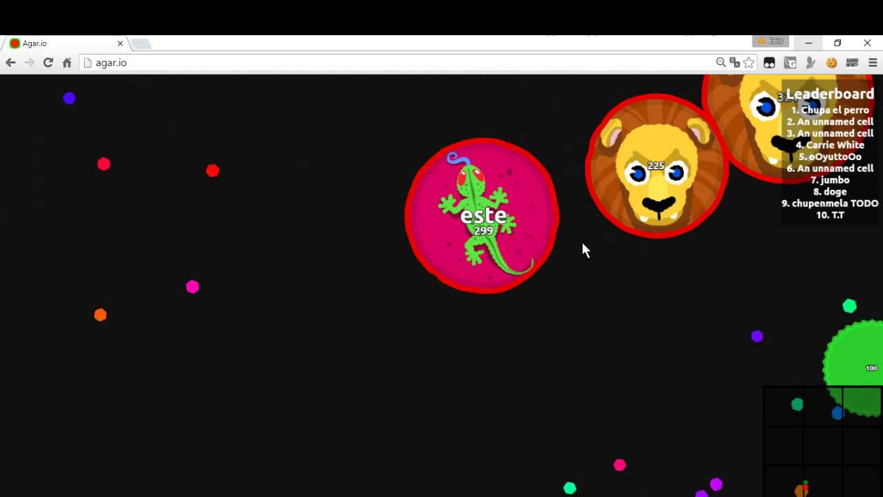 new extension a infinity how to install a infinity to agario