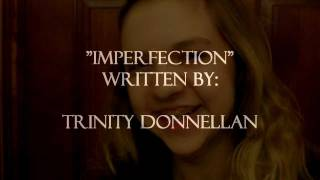 """Imperfection""-Short Narrative Poem"