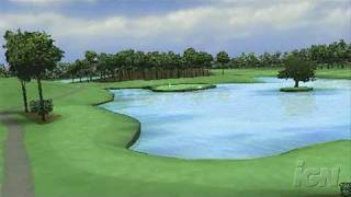 Tiger Woods PGA Tour 07 Sony PSP Gameplay - Official Montage