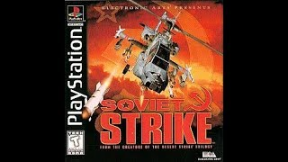 Soviet Strike - Full Game (PSX) Deutsch / German