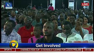 ''We Can Disgrace Those Who Think They Own Nigeria'' Moghalu Charges Youths Pt.3 |The Platform|