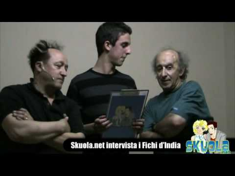 Intervista ai Fichi d'India