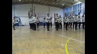Macedonian Army Drill Team at Makedonski Brod /  Егзерцир на Гардата на АРМ во Македонски Брод