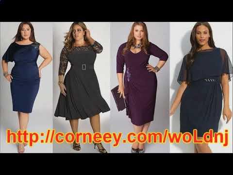 турецкие платья для полных женщин - YouTube